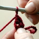 How to crochet an urban slouchy beanie, written instructions