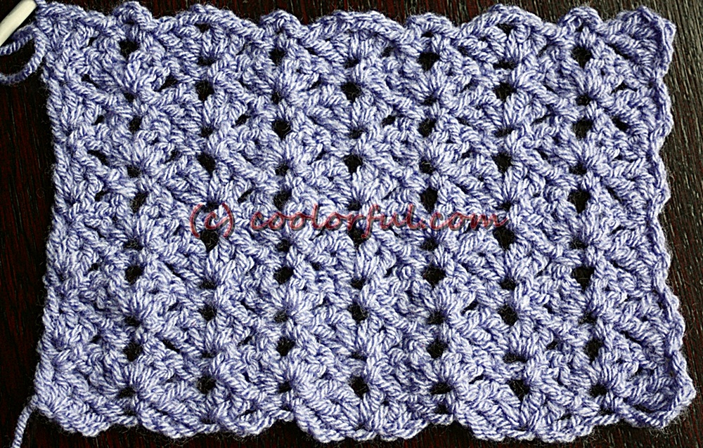 How To Crochet A Pairing Of Single And Double Crochet Stitches