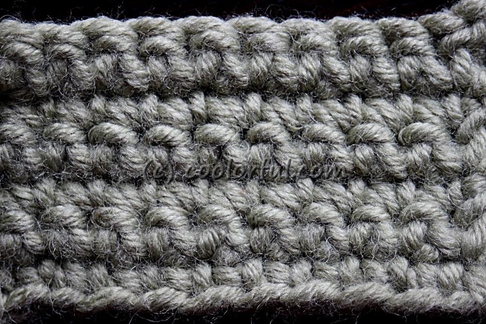 Photo Tutorial How To Crochet The Single Crochet Stitch