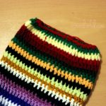 How To crochet A Super Colorful Sweater Using Solid Granny Square