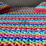 How to crochet a pillow case for a baby blanket or home decor