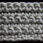 Photo Tutorial - How To Crochet The Single Crochet Stitch
