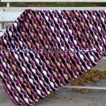 How to Crochet the Laziest Waves Stitch Throw/Afghan